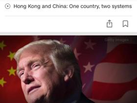 中美贸易战打的是中国还是美国?