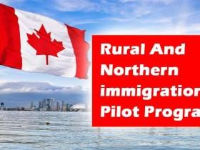 加拿大北方社区RNIP试点移民