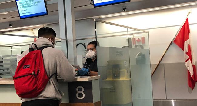 加拿大宣布持工签及学签的临时居民允许入境加拿大