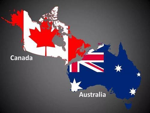 移民澳洲和加拿大哪个国家好,比一比就知道了